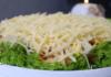 Праздничный салат на скорую руку