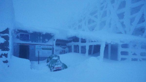 Фото: Чорногірський гірський пошуково-рятувальний пост в Фейсбук