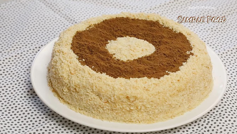Простой рецепт домашнего торта без духовки