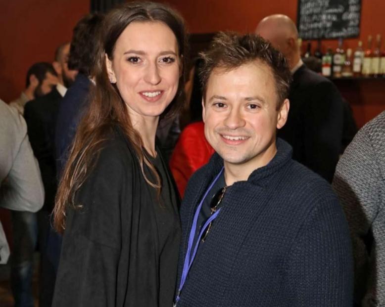 Андрій Гайдулян і Олександра Велескевіч