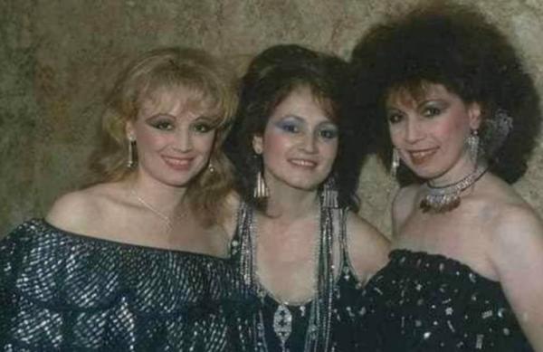 София Ротару с сестрами