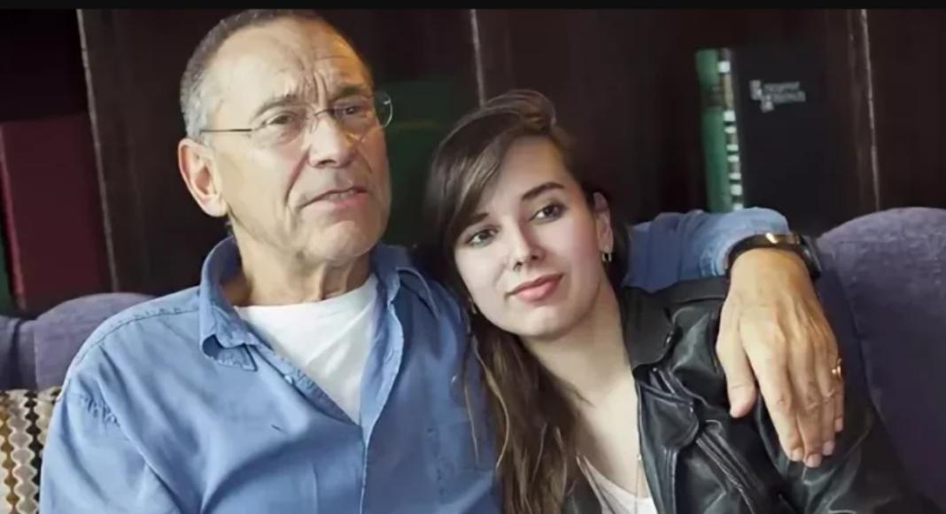 Андрей Кончаловский с дочерью Еленой