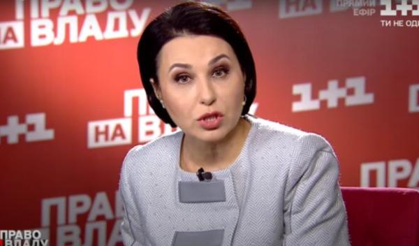 Наталья Мосейчук в ток-шоу