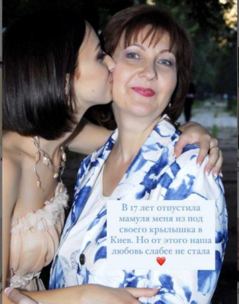 Екатерина Репяхова рассказала о своем детстве и маме