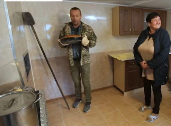 Олег Винник після риболовлі