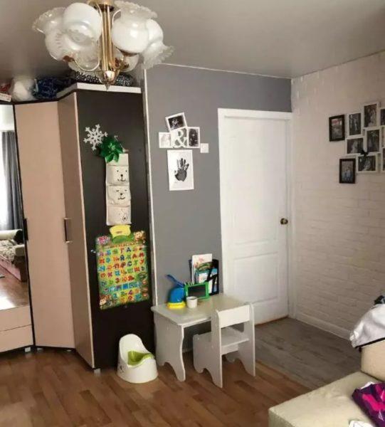 """Знімки роботи """"до"""" і """"після""""-квартира дуже змінилася"""