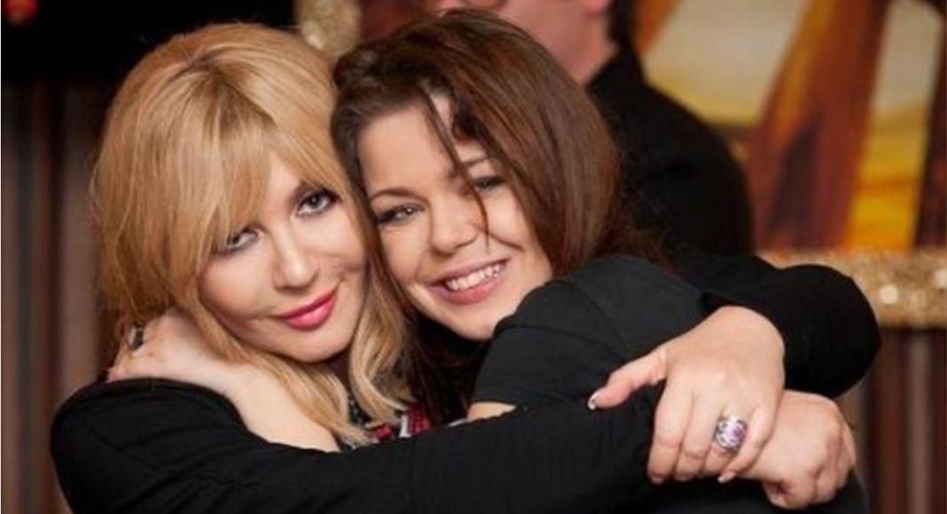 Ирина Билык и Алина Гроссу