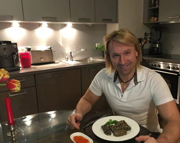 Кухня Олега Винника