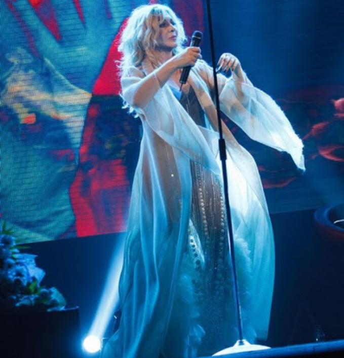 Платье Ирины Билык
