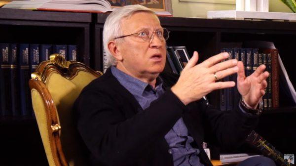 Владимир Горянский на интервью у Снежаны Егоровой
