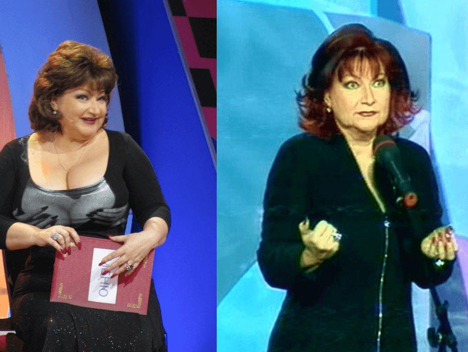 Елена Степаненко до и после похудения