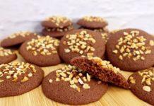 Как приготовить шоколадное печенье?