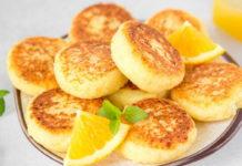 Рецепт сирників без борошна