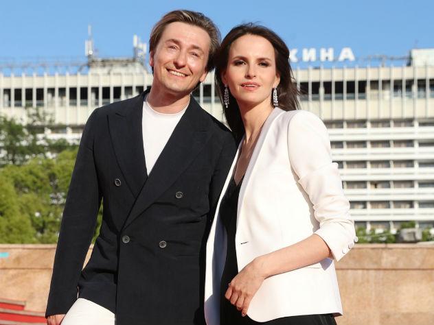 Анна Матіссон і Сергій Безруков