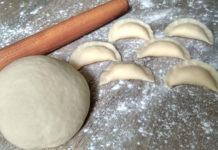 Найпростіше тісто для вареників