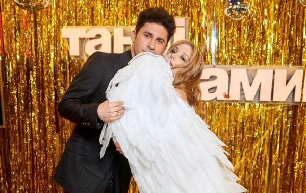 Кароль и Балан в Танцах со звездами