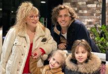 Максим Галкин и его семья