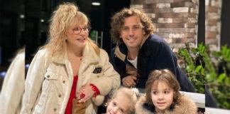 Максим Галкін і його сім'я
