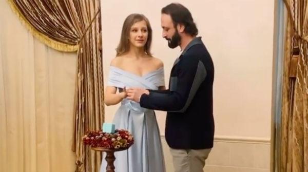 Свадьба Арзамасовой и Авербуха