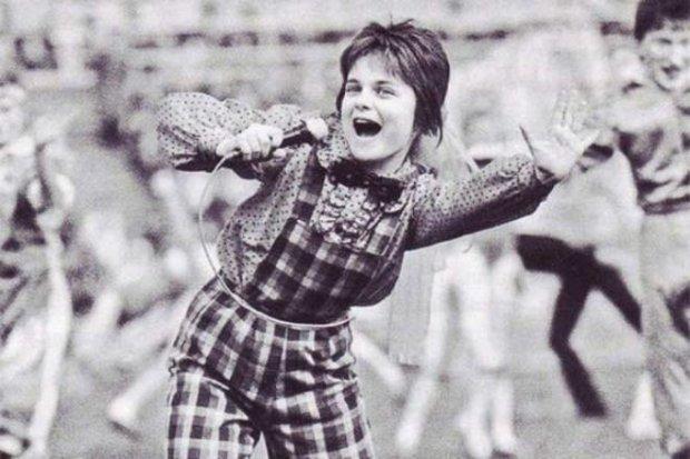 Наташа Королева с детства мечтала быть певицей