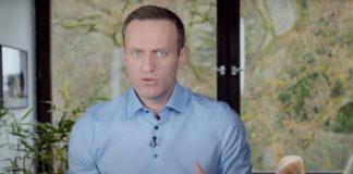 Де живе Олексій Навальний?