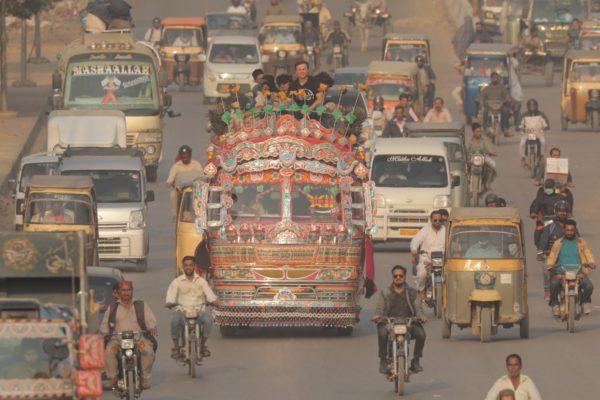 Мир Наизнанку - Пакистан