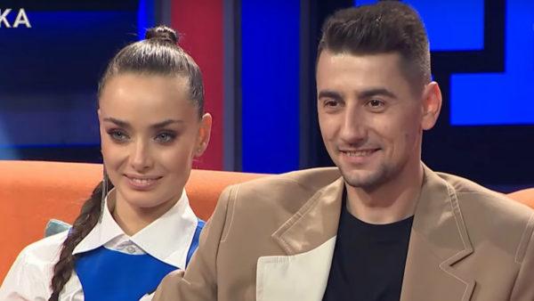 Александр Эллерт и Мишина