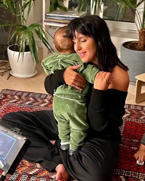 Джамала показала фото з маленьким сином