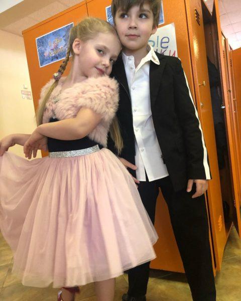 Максим Галкін показав дітей у всій красі