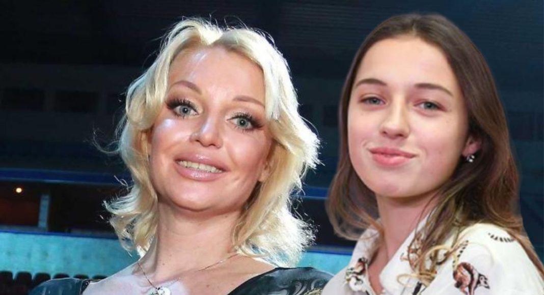 Волочкова и дочь