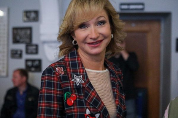 Актриса Ольга Прокофьева