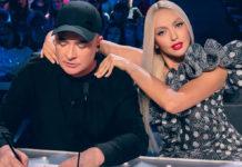 Андрей Данилко и Оля Полякова