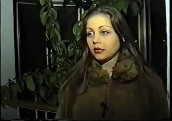 Тина Кароль в 14 лет