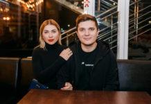 Анатолий Анатолич с женой