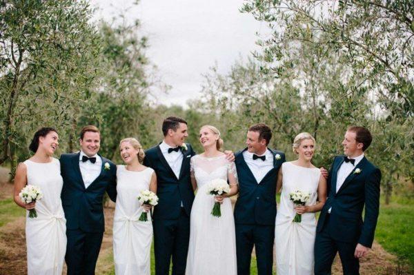 Де наречений з нареченою?