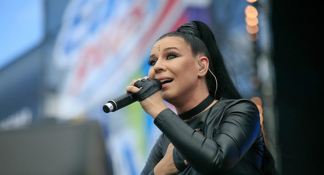 Певица Елка выступит в Украине осенью 2021