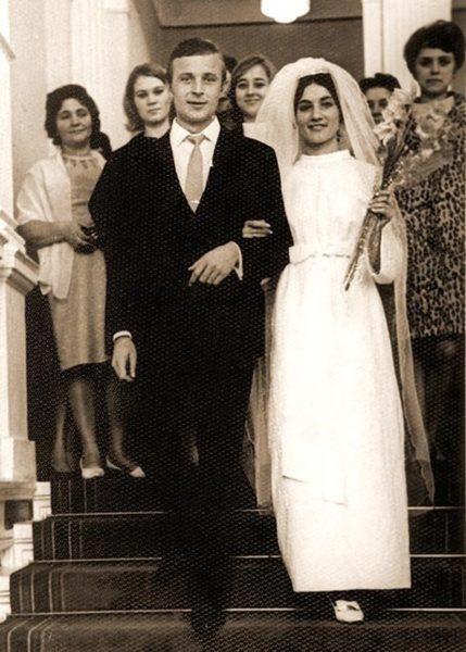 Софія Ротару і Анатолій Євдокименко