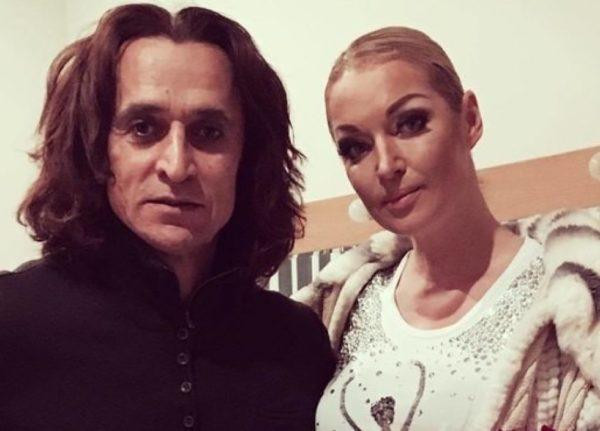 Фарух Рузиматов и Волочкова