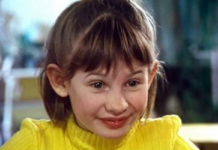 Як зараз виглядає Анна Цуканова, яка грала смішну дівчинку в Єралаші?