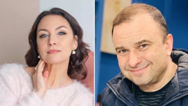 Лариса Созаева и Виктор Павлик