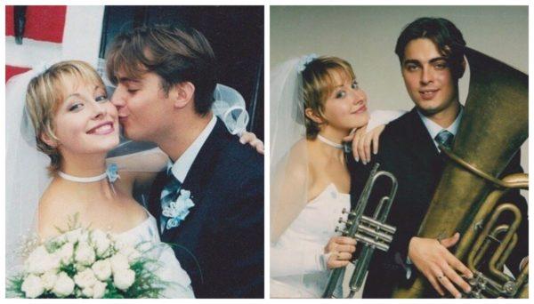 Свадьба Елены Кравец