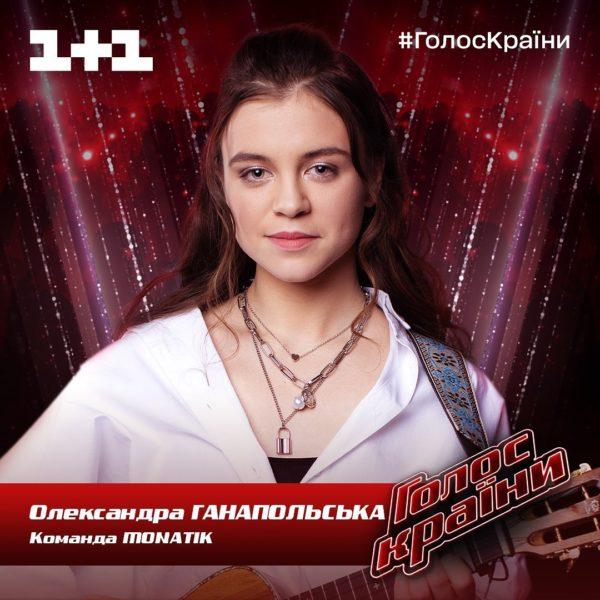 Александра Ганапольская
