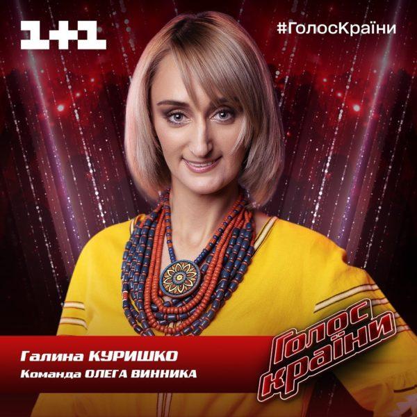 Галина Куришко