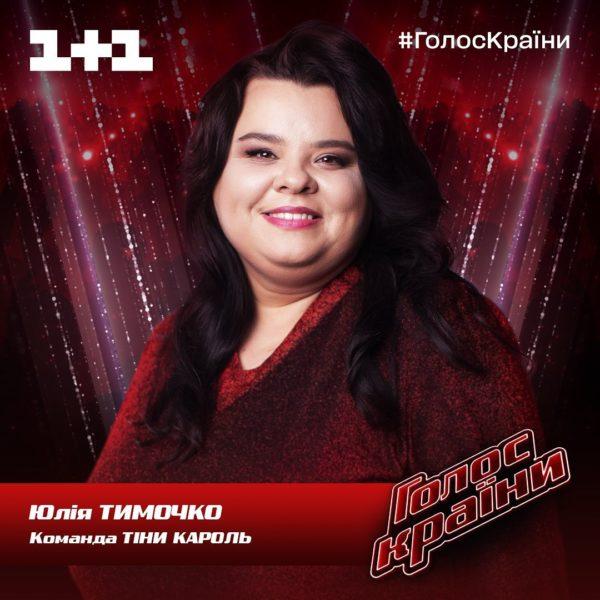 Юлия Тимочко