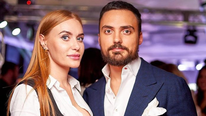 Едгар Камінський і його колишня дружина, співачка Слава Камінська