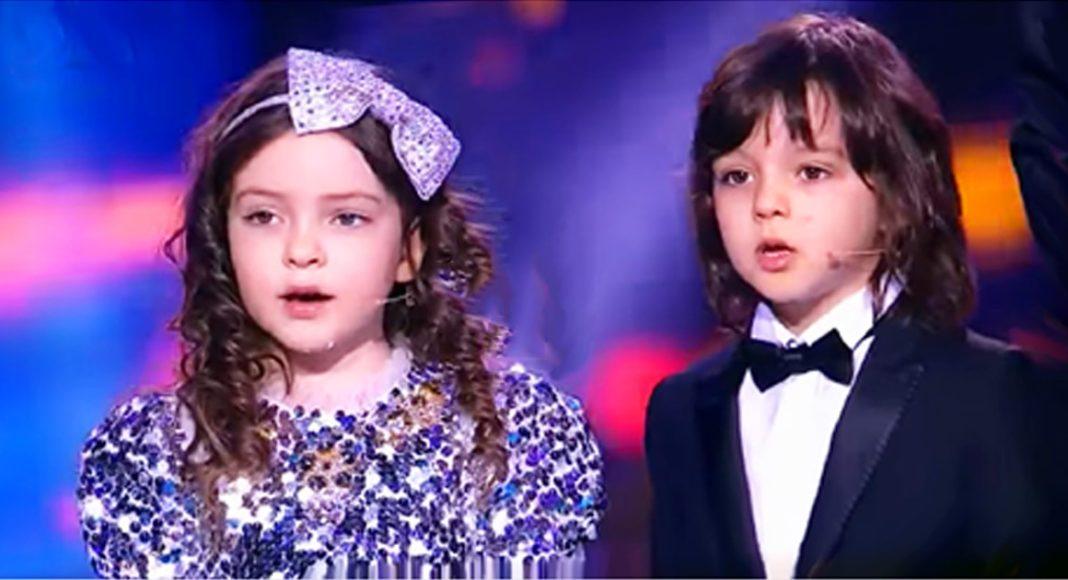Алла-Виктория и Мартин