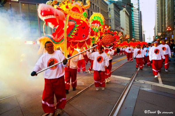 Китайський Новий рік.