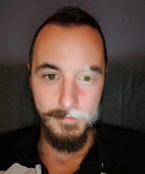 Белый ус