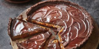 Шоколадный пирог миллионера