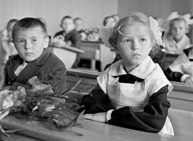 Школьники в СССР
